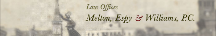 Law Offices of Melton, Espy & Williams, P.C.